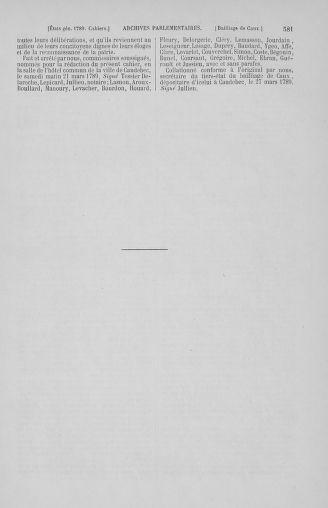 Tome 2 : 1789 – États généraux. Cahiers des sénéchaussées et baillages [Angoumois - Clermont-Ferrand] - page 581