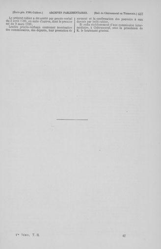 Tome 2 : 1789 – États généraux. Cahiers des sénéchaussées et baillages [Angoumois - Clermont-Ferrand] - page 657