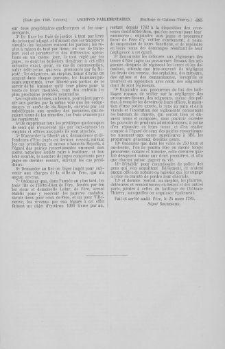 Tome 2 : 1789 – États généraux. Cahiers des sénéchaussées et baillages [Angoumois - Clermont-Ferrand] - page 685