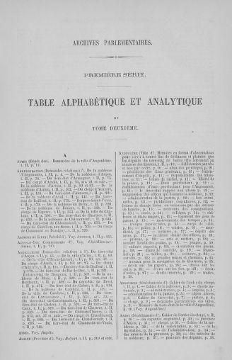 Tome 2 : 1789 – États généraux. Cahiers des sénéchaussées et baillages [Angoumois - Clermont-Ferrand] - page 779