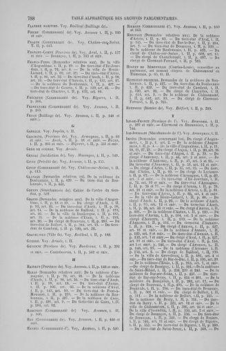 Tome 2 : 1789 – États généraux. Cahiers des sénéchaussées et baillages [Angoumois - Clermont-Ferrand] - page 788