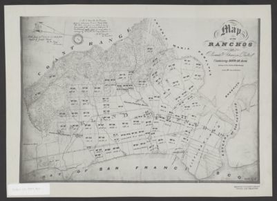 Map Of Nevada County California Compiled From The Latest Authentic