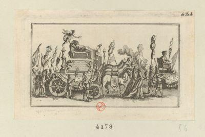 [Translation des restes de Voltaire au <em>Panthéon</em>] [estampe]