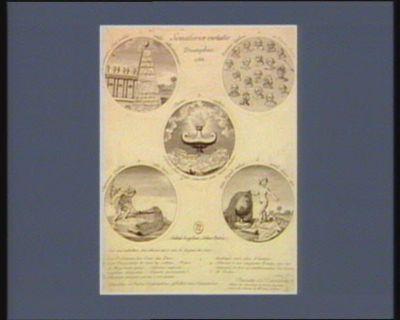 Senatoriae virtutis triumphus 1788 [estampe]