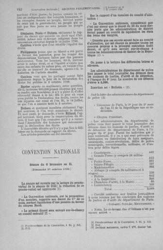 Tome 77 : Du 19 au 28 octobre 1793 - page 642