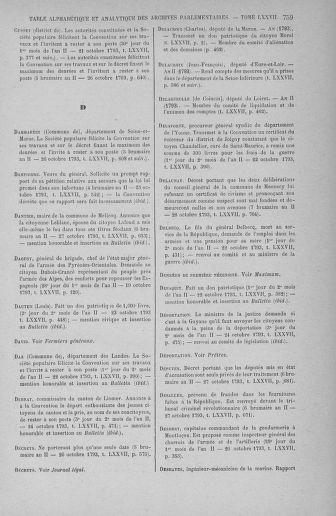 Tome 77 : Du 19 au 28 octobre 1793 - page 759