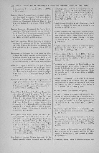 Tome 77 : Du 19 au 28 octobre 1793 - page 764