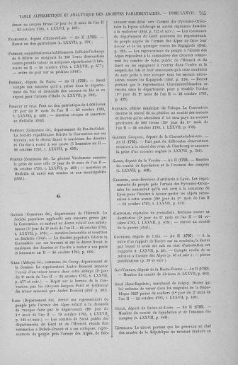 Tome 77 : Du 19 au 28 octobre 1793 - page 765