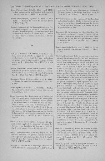 Tome 77 : Du 19 au 28 octobre 1793 - page 768