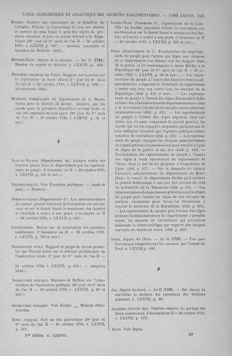 Tome 77 : Du 19 au 28 octobre 1793 - page 769