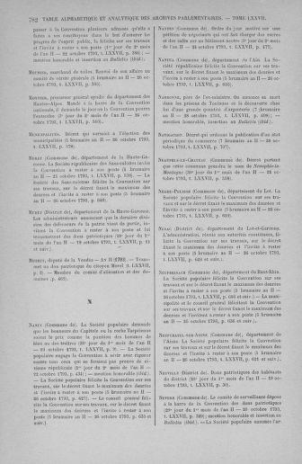 Tome 77 : Du 19 au 28 octobre 1793 - page 782