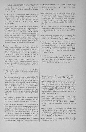 Tome 77 : Du 19 au 28 octobre 1793 - page 783
