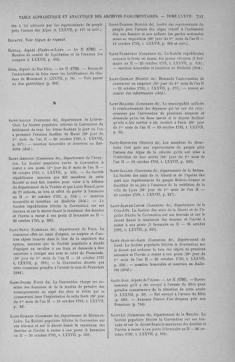 Tome 77 : Du 19 au 28 octobre 1793 - page 791