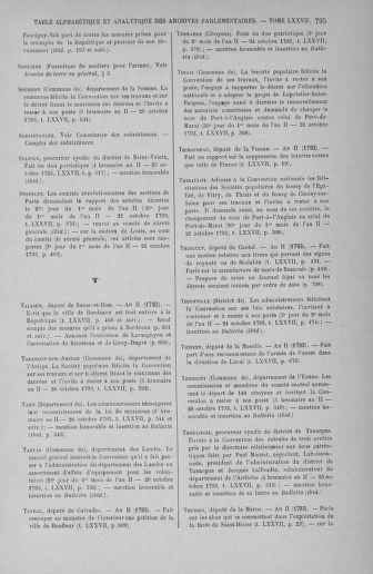 Tome 77 : Du 19 au 28 octobre 1793 - page 795
