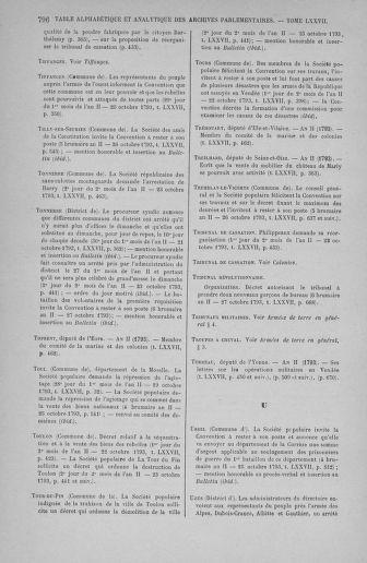 Tome 77 : Du 19 au 28 octobre 1793 - page 796