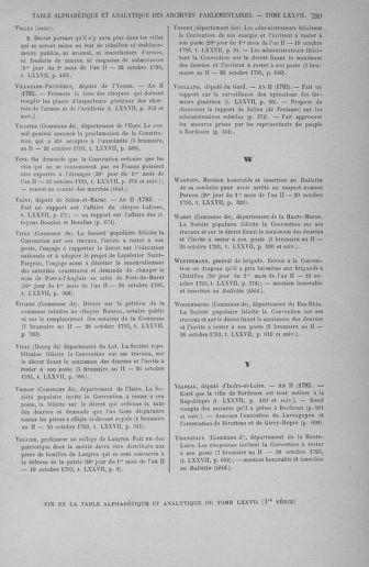 Tome 77 : Du 19 au 28 octobre 1793 - page 799