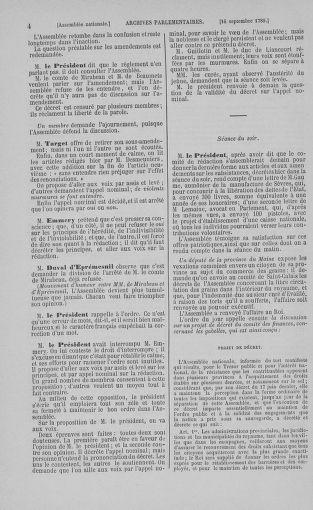 Tome 9 : Du 16 septembre au 11 novembre 1789 - page 4