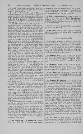 Tome 9 : Du 16 septembre au 11 novembre 1789 - page 24