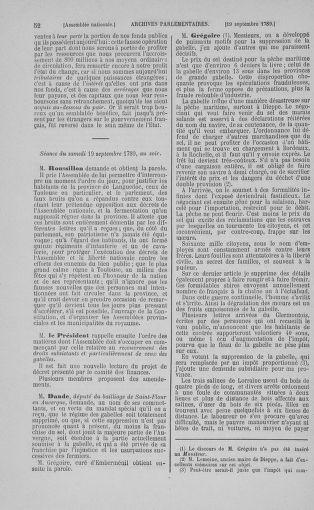 Tome 9 : Du 16 septembre au 11 novembre 1789 - page 52