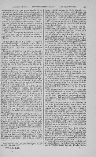 Tome 9 : Du 16 septembre au 11 novembre 1789 - page 65