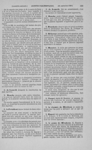 Tome 9 : Du 16 septembre au 11 novembre 1789 - page 123