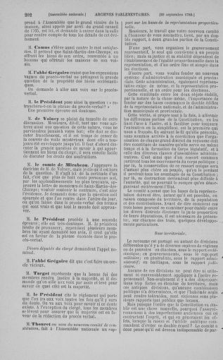 Tome 9 : Du 16 septembre au 11 novembre 1789 - page 202
