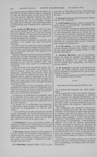 Tome 9 : Du 16 septembre au 11 novembre 1789 - page 212