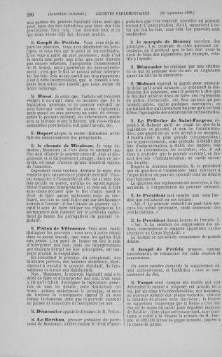 Tome 9 : Du 16 septembre au 11 novembre 1789 - page 220