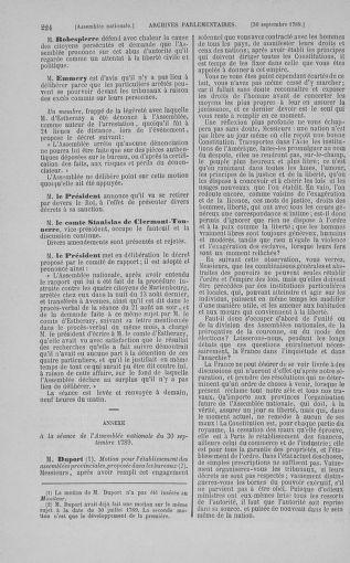 Tome 9 : Du 16 septembre au 11 novembre 1789 - page 224
