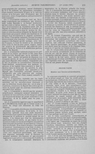 Tome 9 : Du 16 septembre au 11 novembre 1789 - page 229