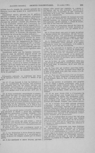Tome 9 : Du 16 septembre au 11 novembre 1789 - page 235