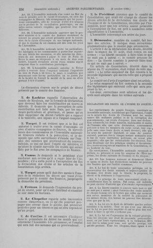 Tome 9 : Du 16 septembre au 11 novembre 1789 - page 236