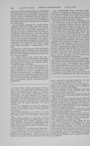 Tome 9 : Du 16 septembre au 11 novembre 1789 - page 244