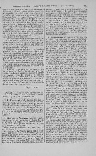 Tome 9 : Du 16 septembre au 11 novembre 1789 - page 343