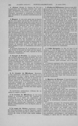 Tome 9 : Du 16 septembre au 11 novembre 1789 - page 344