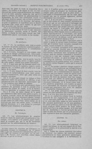 Tome 9 : Du 16 septembre au 11 novembre 1789 - page 377