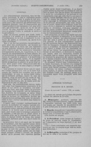 Tome 9 : Du 16 septembre au 11 novembre 1789 - page 379