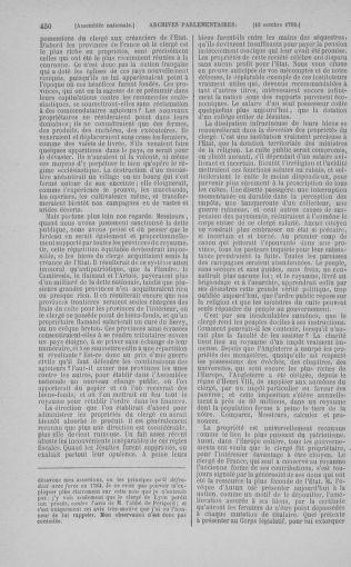Tome 9 : Du 16 septembre au 11 novembre 1789 - page 430
