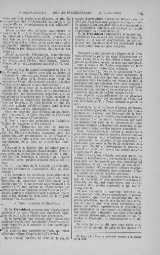 Tome 9 : Du 16 septembre au 11 novembre 1789 - page 515