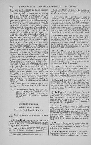 Tome 9 : Du 16 septembre au 11 novembre 1789 - page 552