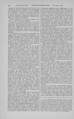 Tome 9 : Du 16 septembre au 11 novembre 1789 - page 558