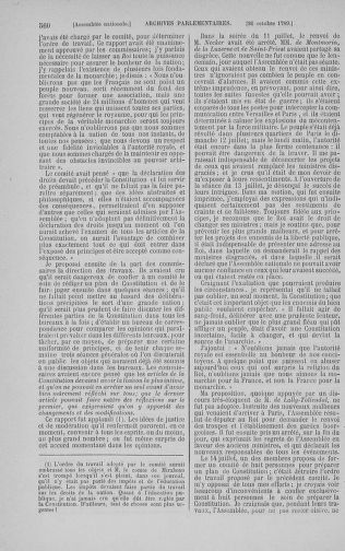 Tome 9 : Du 16 septembre au 11 novembre 1789 - page 560