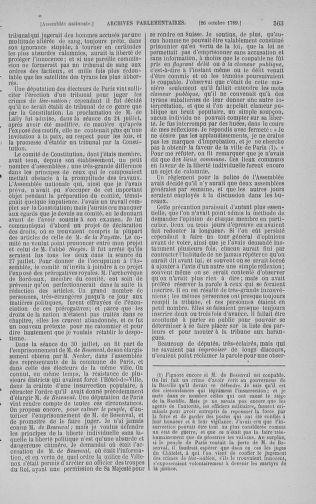 Tome 9 : Du 16 septembre au 11 novembre 1789 - page 563