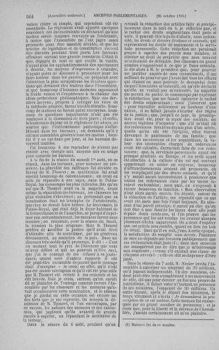 Tome 9 : Du 16 septembre au 11 novembre 1789 - page 564