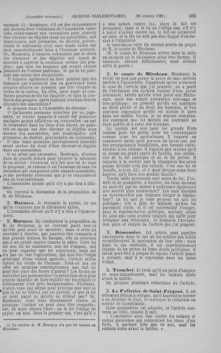 Tome 9 : Du 16 septembre au 11 novembre 1789 - page 595