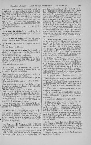 Tome 9 : Du 16 septembre au 11 novembre 1789 - page 599