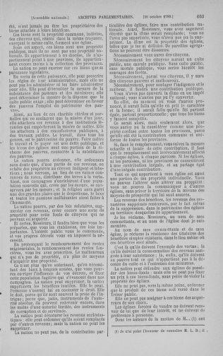 Tome 9 : Du 16 septembre au 11 novembre 1789 - page 603