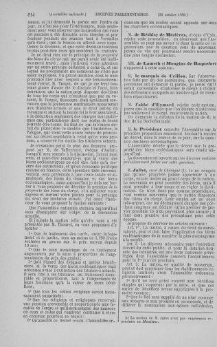 Tome 9 : Du 16 septembre au 11 novembre 1789 - page 614
