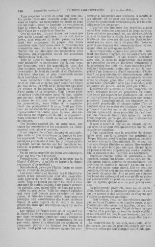 Tome 9 : Du 16 septembre au 11 novembre 1789 - page 616