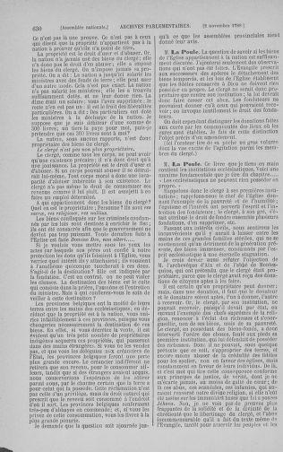 Tome 9 : Du 16 septembre au 11 novembre 1789 - page 630